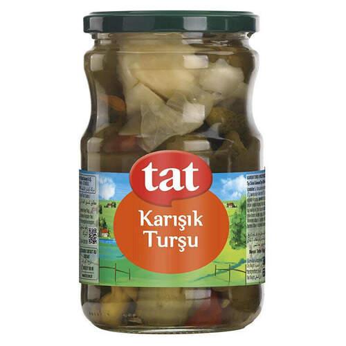 Tat Karisik Tursu 650 Gr.