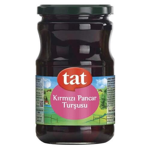 Tat Kirmizi Pancar Tursusu 680 Gr.