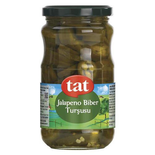 Tat Jalapeno Tursu 330 Gr.