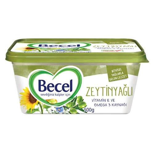 Becel Zeytinyağlı Kase Margarin 500 Gr.