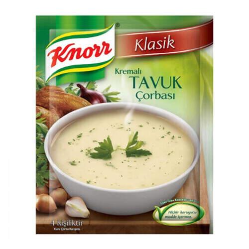 Knorr Çorba Klasik Kremalı Tavuk
