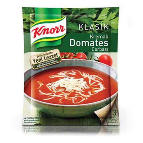 Knorr Klasik Kremalı Domates Çorba 69 Gr.