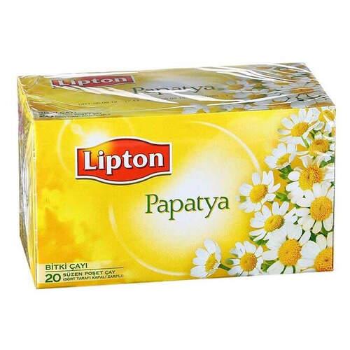 Lipton Bitkisel Papatya Çayı Bitkisel Poşet 30 Gr.