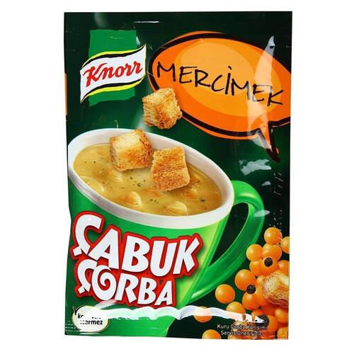 Knorr Çabuk Mercimek Çorbası