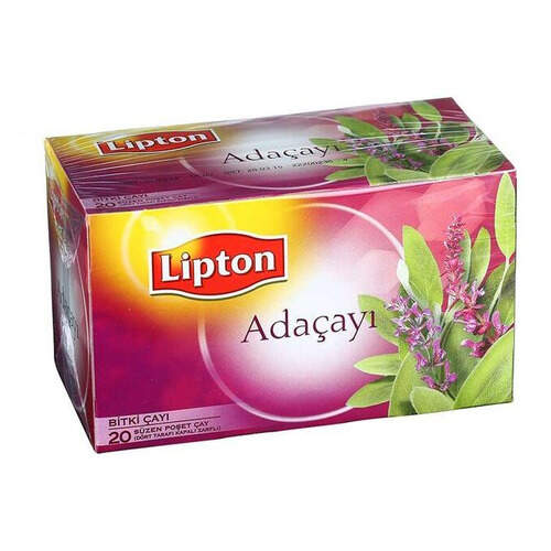 Lipton Bitkisel Adaçayi Çay Poset 30 Gr.
