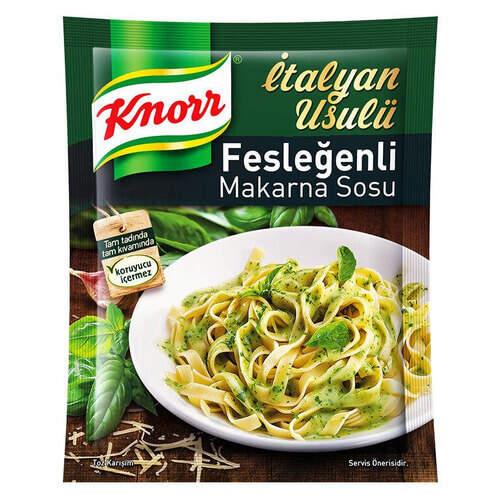 Knorr Fesleğenli Makarna Sosu 50 Gr.