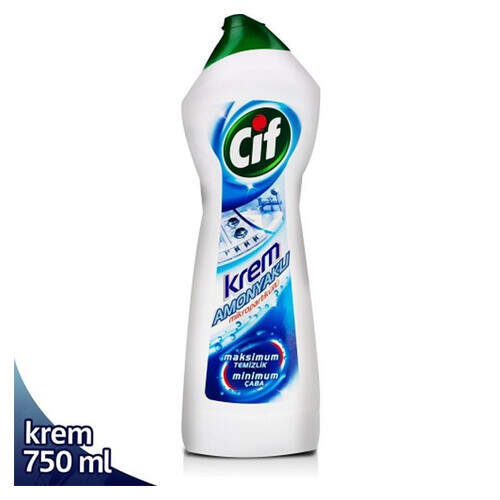 Cif Amonyaklı Krem 750 Ml.