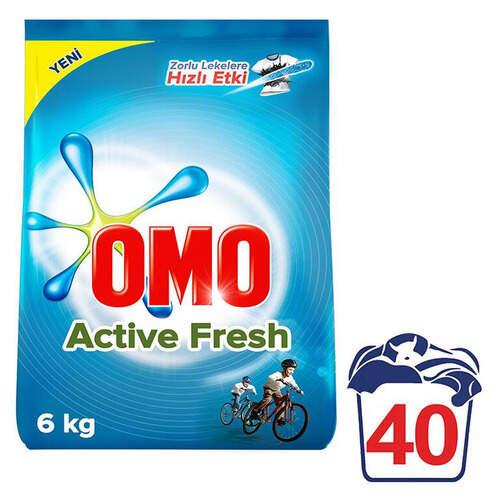 Omo Matik Active Fresh 6000 Gr.