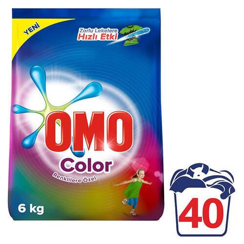 Omo Matik Color 6000 Gr.