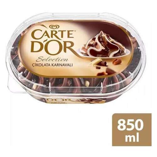 Carte D'or Selection Çikolata Karnavalı 850 Ml.