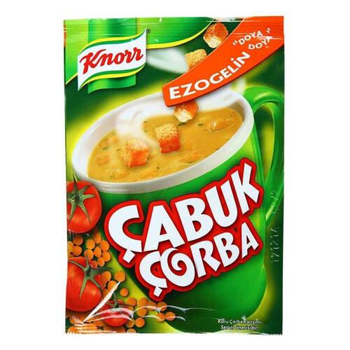 Knorr Çabuk Ezogelin Çorbası