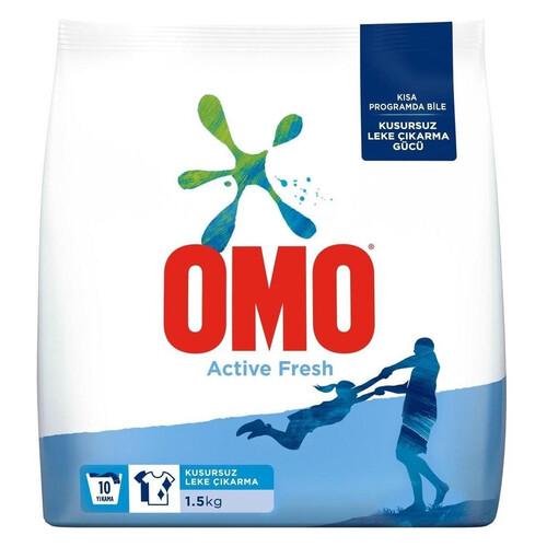 Omo Matik Active Fresh 1500 Gr.