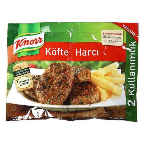 Knorr Köfte Harcı 2'li