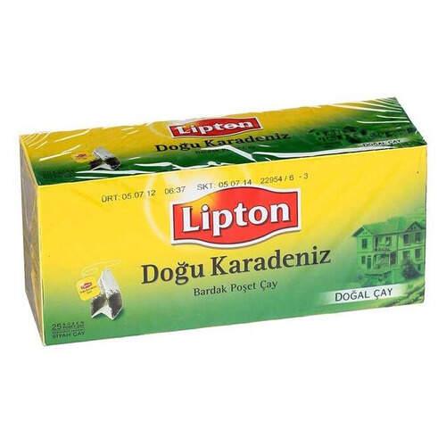 Lipton Doğu Karadeniz Çay Bardak Poşet 50 Gr.