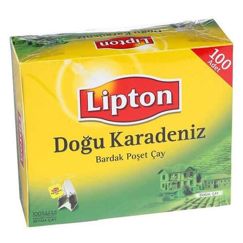 Lipton Doğu Karadeniz Çay Bardak Poşet 200 Gr.