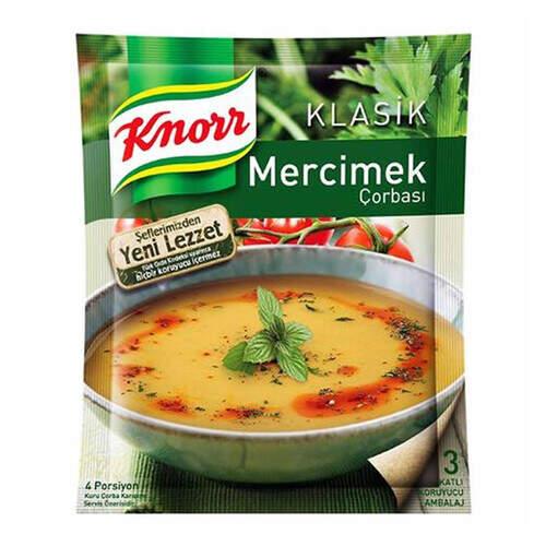 Knorr Çorba Klasik Mercimek