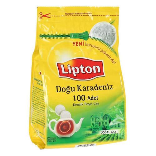 Lipton Doğu Karadeniz Demlik Çay 256 Gr.