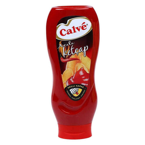 Calve Ketcap 400 Gr. (acılı)