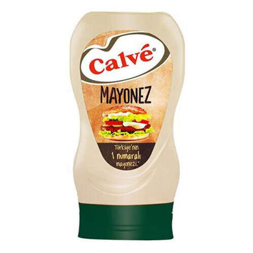 Calve Mayonez 225 Gr.