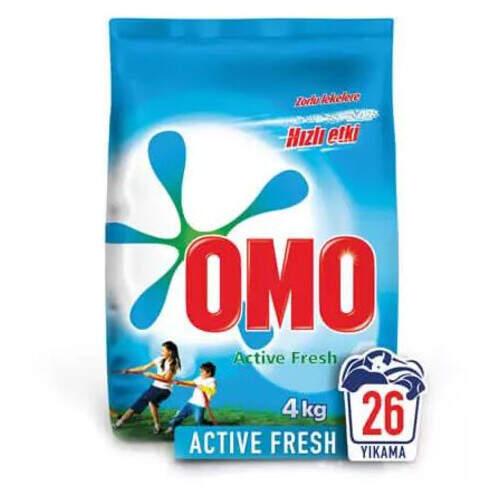 Omo Matik Active Fresh 4 Kg.