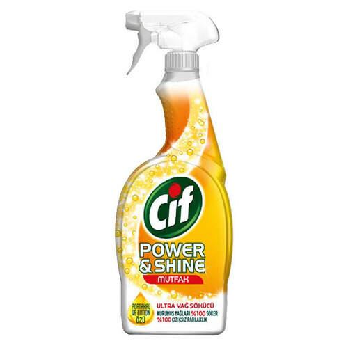 Cif Sprey Power Shine Mutfak 750 Ml.