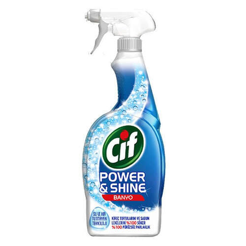 Cif Power Shine Banyo Spreyi 750 Ml.