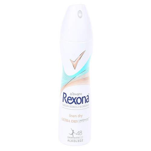 Rexona Deodorant Sprey Linen Dry 150 Ml.