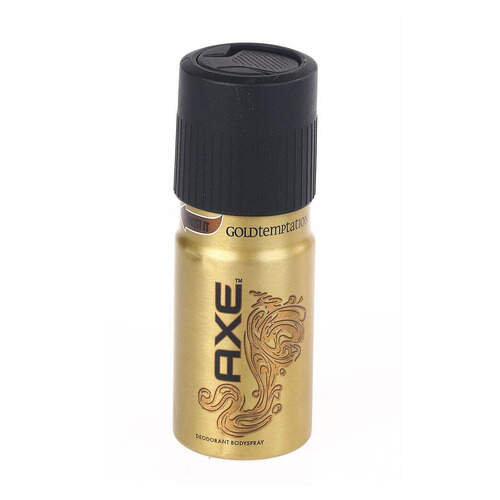 Axe Deodorant Gold Temptation
