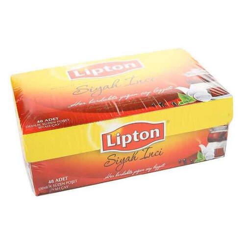 Lipton Siyah İnci Demlik Poşet 153 Gr.