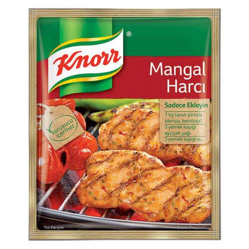 Knorr Mangal Harcı 40 Gr.