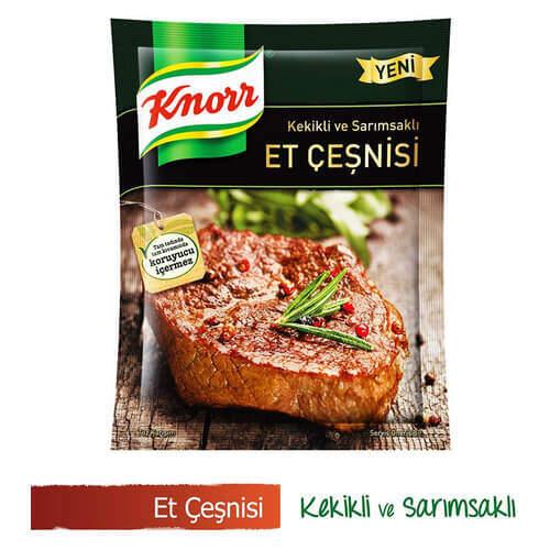 Knorr Kekıklı Ve Sarımsaklı Et Cesnı 40gr.