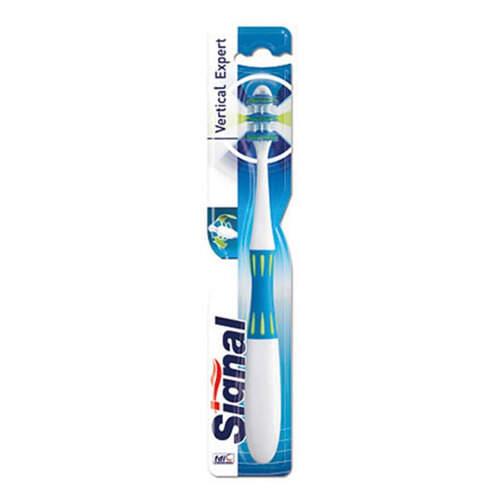 Signal Vertical Expert 1+1 Diş Fırçası