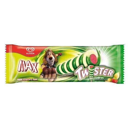 Algida Max Twister İsland 72 Ml.