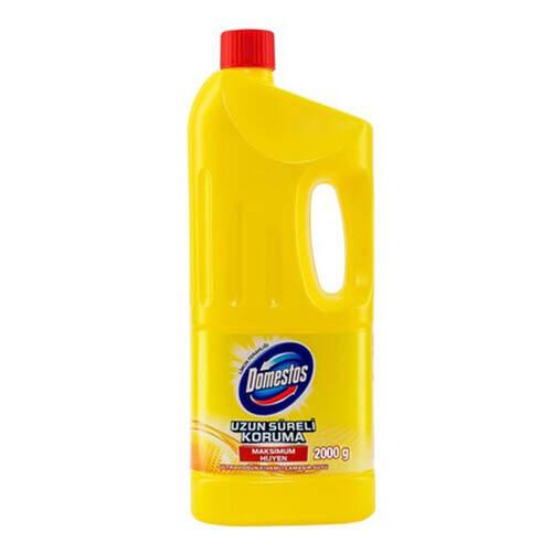 Domestos Limon Ferahlığı Ultra Yoğun Çamaşır Suyu 2000 Ml.