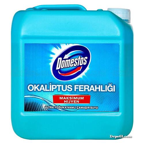 Domestos Okaliptus Ultra Yogun Çamasir Suyu 3240 Ml.