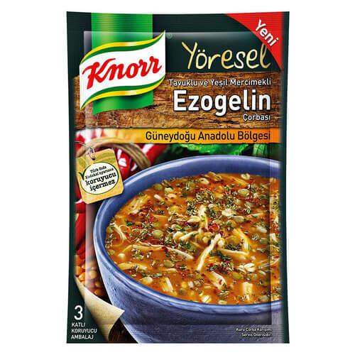 Knorr Çorba Yöresel Ezogelin