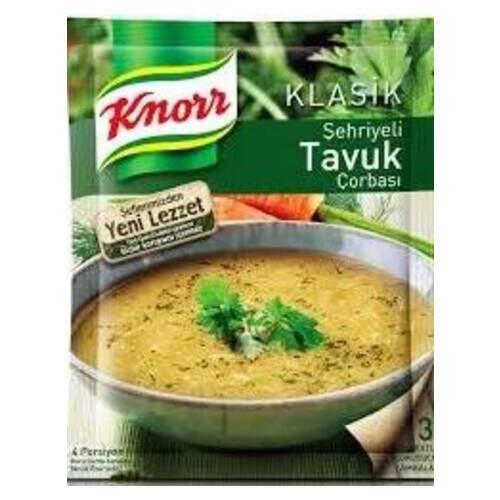 Knorr Çorba Klasik Şehriyeli Tavuk