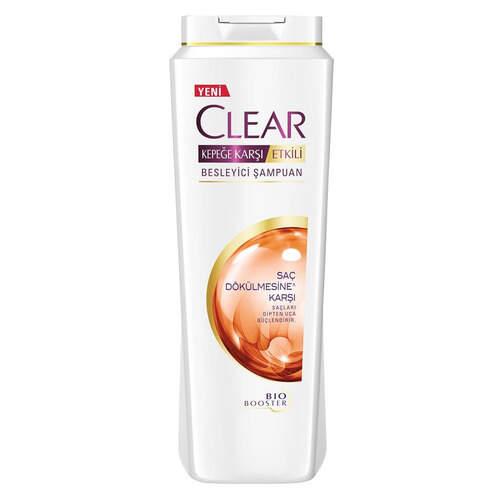 Clear Men Saç Dökülmelerine Karşı Şampuan 550 Ml.