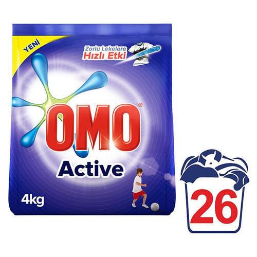 Omo Matik Active 4 Kg.