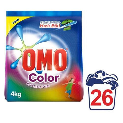 Omo Matik Color 4 Kg.