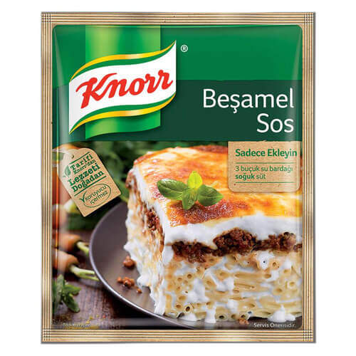 Knorr Beşamel Sos 70 Gr.