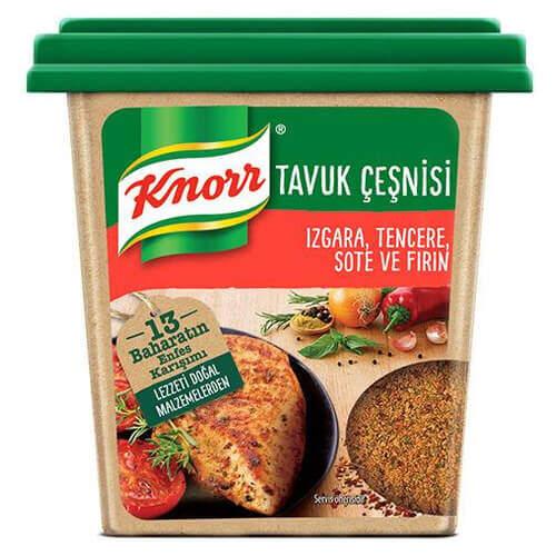 Knor Tavuk Çeşnisi 130 Gr.