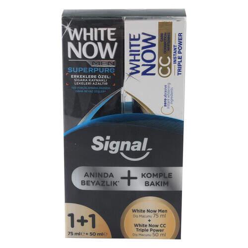 Signal Women 75 Ml. + Cc Gold 50 Ml.