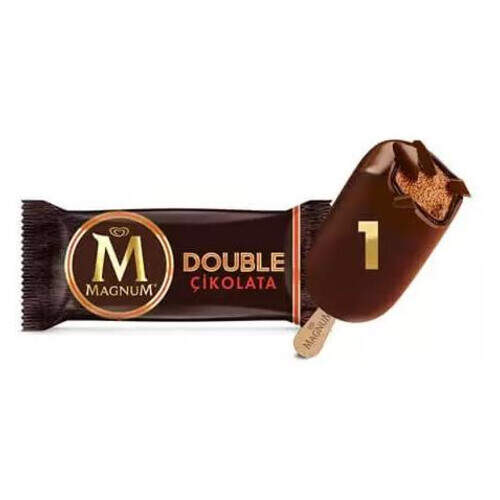 Magnum Sticks Double Çikolata 95 Ml.