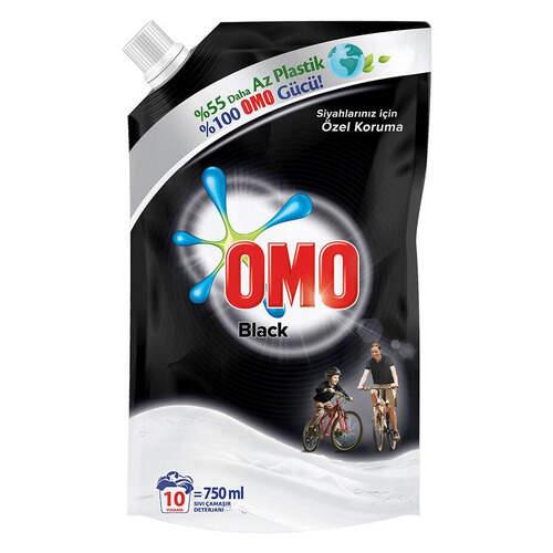Omo Pouch Sıvı Black 750 Ml.