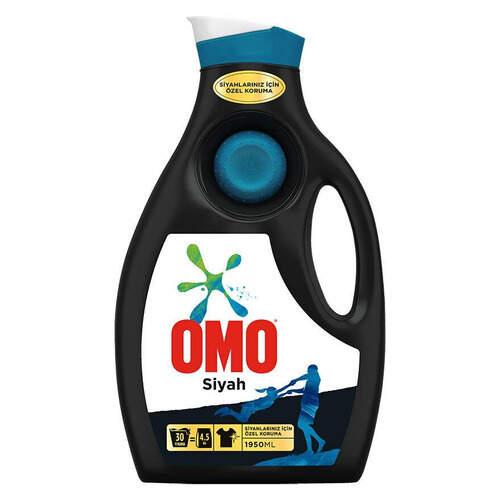 Omo Sıvı Siyah 1950 Ml.