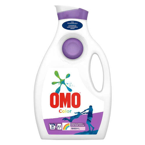 Omo Sıvı Color 1950 Ml.