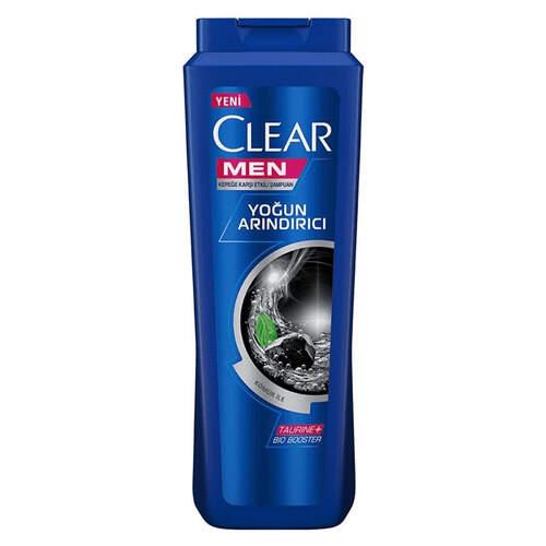 Clear Men Deep Cleanse Şampuan 500 Ml.