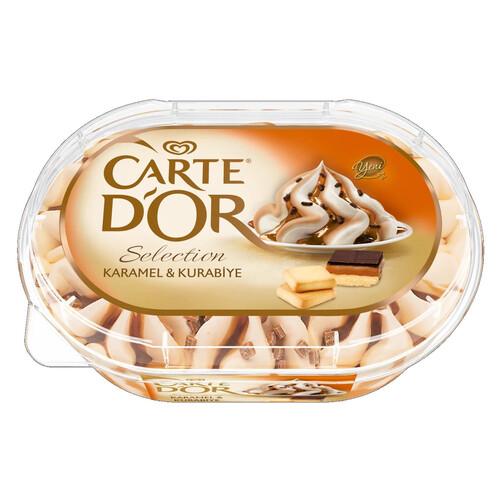 Carte D'or Selection Milyoner Pastası 850 Ml.