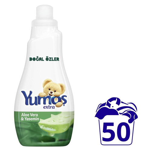 Yumos Extra Yumusatici Yasemin Aloe Vera 1200 Ml.